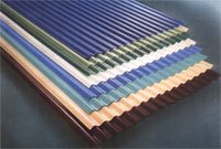 FIBRE SHEET FOR ROOFING