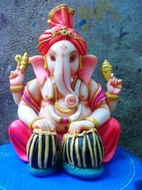 Ganesh With Tabla