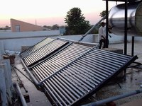 ETC Type Industrial Solar Geyser