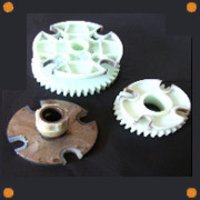 Horn Gears For Braiders