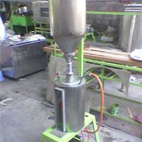 Vacuum Oil Filtration System