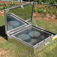 Domestic Solar Cooker