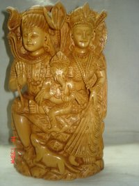 Wooden Fine Shiva Privar