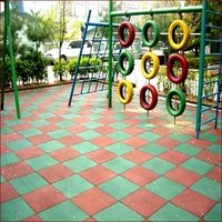 Rubberised Flooring