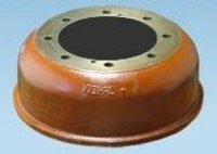 Rear Brake Drum Heavy Duty