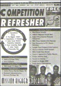 Competition Refresher Books