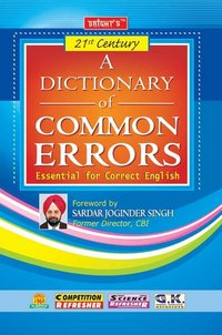 A Dictionary Of Common Errors