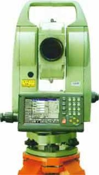 Ots 700 Series Reflector Less Total Station