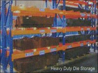 Heavy Duty Die Storage Racking System