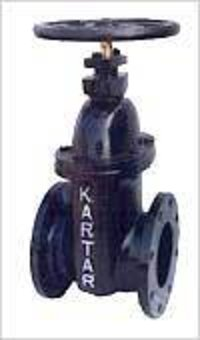 Cast Iron Sluice Valves