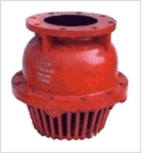 Cast Iron Foot Valves