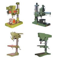 Pillar & Radial Drilling Machine