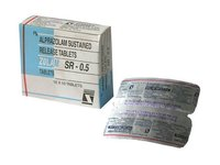Alprazolam Sustained Release Tablets