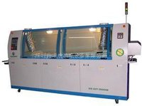 Touch-Screen Lead-Free Dual Wave Soldering Machine