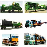Mobile Asphalt Drum Mix Plants