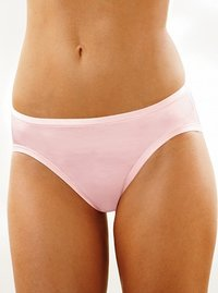 Ladies Hi-Leg Briefs