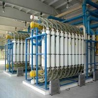 Industrial Reverse Osmosis Membrane Based Water Purification Plants