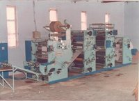 Rotary Printing Machine