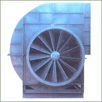 Centrifugal Fan With Guide Vane