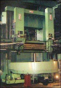 6- Axis CNC Double Column Vertical Turning & Miling Machine