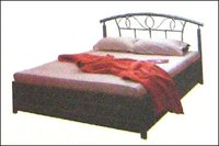 Metal King Size Lifton Bed