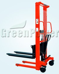 Hand Hydraulic Stackers