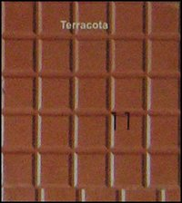Terracota Color Paver Tiles