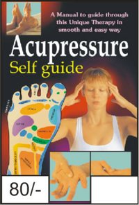 ACCUPRESSURE SELF GUIDE BOOK