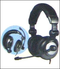 Foldable Headset & Mic