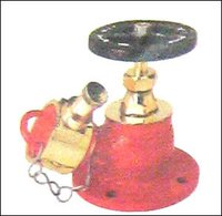 Oblique Fire Hydrant Valves