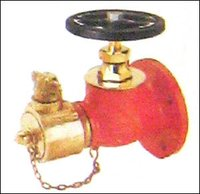 Straight Fire Hydrant Valves