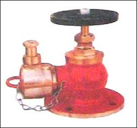 Right Angle Fire Hydrant Valves