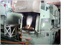 Gas Carburizing Furnace