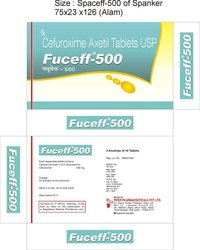 Cefuroxime Axetil Tablets Dry Syrup