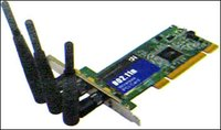 300 Mbps PCI Wireless Card