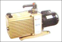 Direct Drive Rotary Vacuum Pumps (ED-15)