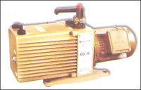 Direct Drive Rotary Vacuum Pumps (ED-30)