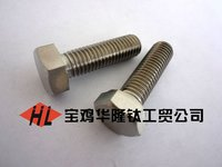 Titanium Hexagon Bolts