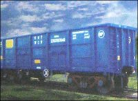 BOXN-HL Type Stainless Steel Open Wagons