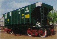 BOBRN Type Bottom Discharge Hopper Car
