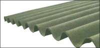 Green Corrugated Roofing Sheets