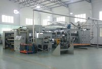 Stretch Film Co-Extrusion Machine