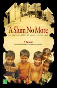 A Slum No More Book