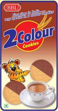 2 Colour Cookies