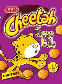 Chutney Cheese Ball Snacks