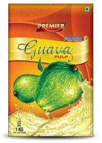 Frozen Guava Pulp