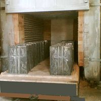 Bogie Hearth Type Stress Relieving / Annealing Furnaces