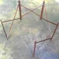 Bamboo Table Frame