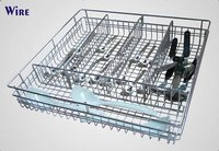 Multipurpose Cutlery Wire Basket