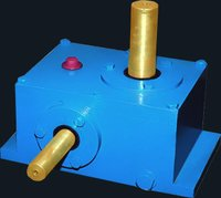 Vertical Type Gear Box